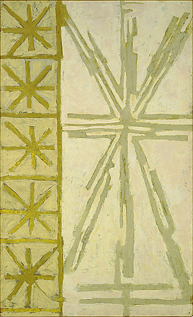 Yellow-Green Painting